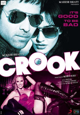 Watch Crook Its Good To Be Bad DVD Online Movie