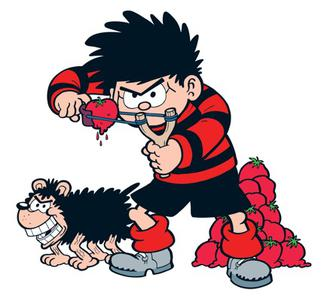 Dennis the Menace and Gnasher the dog.jpg