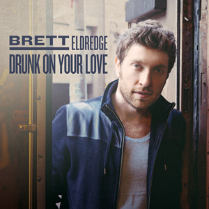Brett Eldredge - Drunk on Your Love (studio acapella)