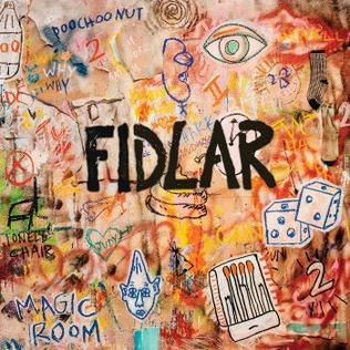 <i>Too</i> (Fidlar album) 2015 studio album by Fidlar