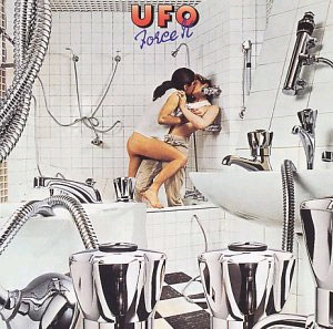 <i>Force It</i> 1975 studio album by UFO