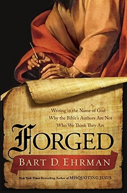 <i>Forged</i> (book) book by Bart D. Ehrman