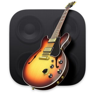 GarageBand Software application for OSX.