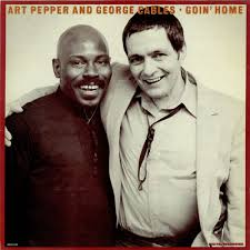 <i>Goin Home</i> (Art Pepper and George Cables album) 1982 studio album by Art Pepper and George Cables