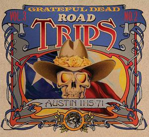 <i>Road Trips Volume 3 Number 2</i> 2010 live album by Grateful Dead