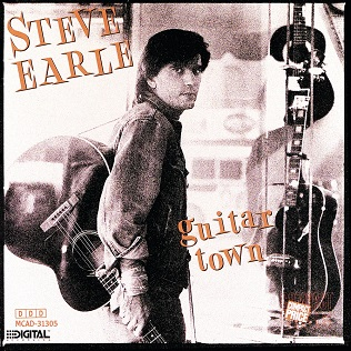 Steve Earle, Guitar Town