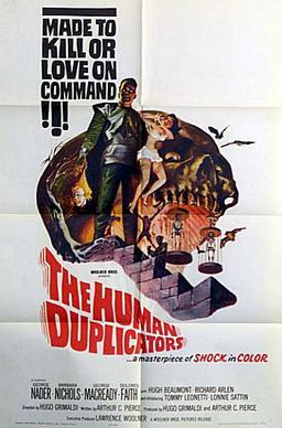 The Human Duplicators (1965) Humandup