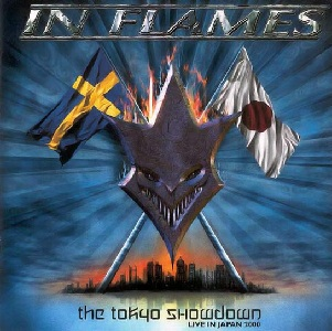 <i>The Tokyo Showdown</i> 2001 live album by In Flames