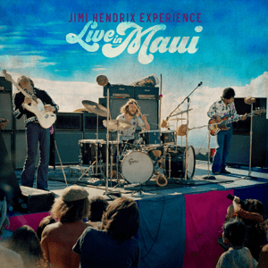 <i>Live in Maui</i> 2020 live album by the Jimi Hendrix Experience