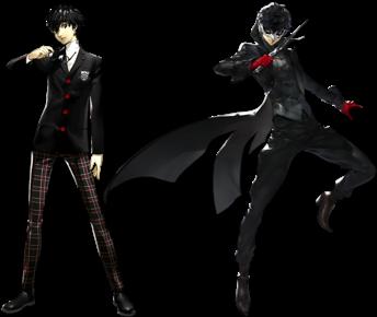 Joker (Persona) - Wikipedia