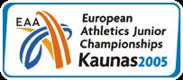 2005 European Athletics Junior Championships
