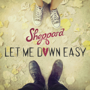 Sheppard — Let Me Down Easy (studio acapella)