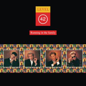 <i>Running in the Family</i> 1987 studio album by Level 42