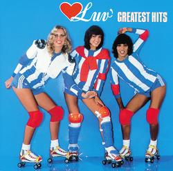<i>Greatest Hits</i> (1990 Luv album) album by Luv