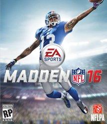 Odell Beckham Jr. Madden NFL 16 Cover.jpg