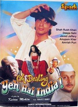 Download Oh Darling Yeh Hai India! (1995) in 480p | 720p