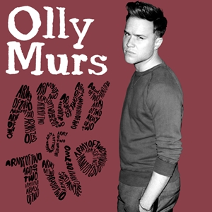 Olly Murs — Army of Two (studio acapella)