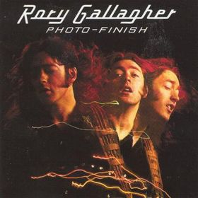 <i>Photo-Finish</i> 1978 studio album by Rory Gallagher