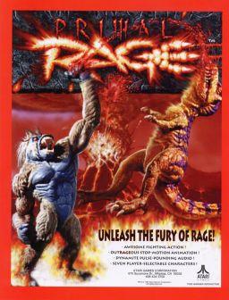 Primal rage скачать игру