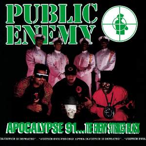 <i>Apocalypse 91... The Enemy Strikes Black</i> 1991 studio album by Public Enemy