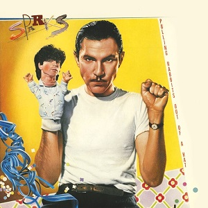 <i>Pulling Rabbits Out of a Hat</i> 1984 studio album by Sparks