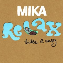 Mika — Relax, Take It Easy (studio acapella)