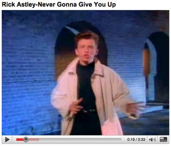 Twenty years after scoring his first hit, British singer Rick Astley became an Internet phenomenon.