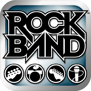 <i>Rock Band</i> (iOS) 2009 video game