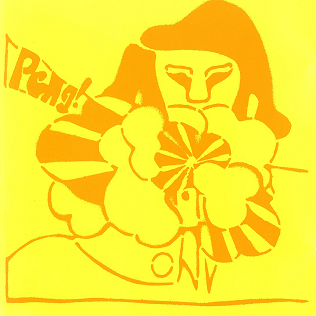 <i>Peng!</i> 1992 studio album by Stereolab