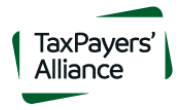 Taxpayers' Alliance logo.png