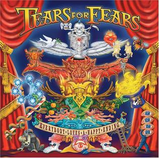 <i>Everybody Loves a Happy Ending</i> 2004 studio album by Tears for Fears