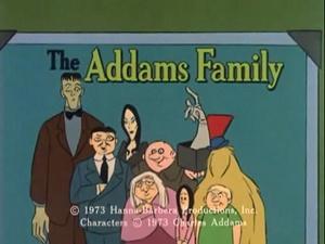 <i>The Addams Family</i> (1973 TV series) 1973 animated series