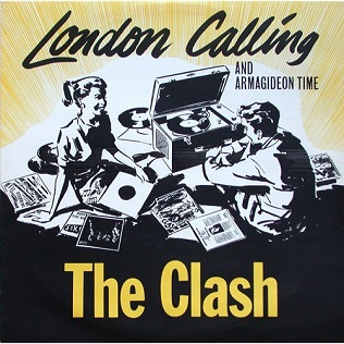 London Calling (song) song by The Clash