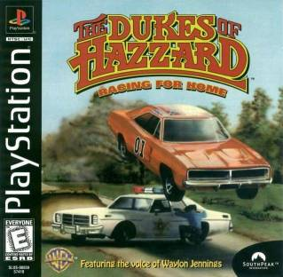 <i>The Dukes of Hazzard: Racing for Home</i> 1999 video game