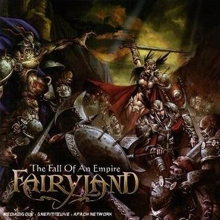 the fall of an empire The fall of an empire is the second album by fairyland, released on november 27, 2006 by napalm.