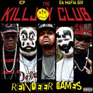 <i>Reindeer Games</i> (album) 2014 studio album by The Killjoy Club