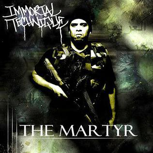 Resultado de imagen para Immortal Technique - The Martyr