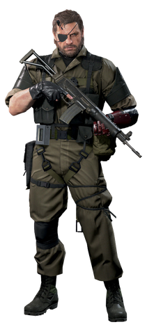 Venom Snake - Wikipedia