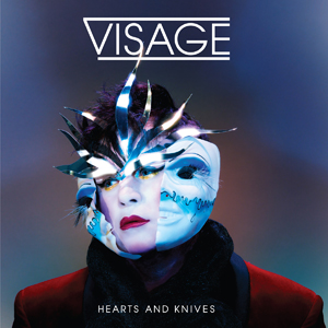 <i>Hearts and Knives</i> 2013 studio album by Visage