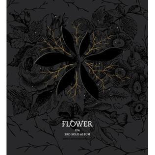 <i>Flower</i> (Xia album) 2015 studio album by XIA
