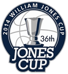 Jones Cup 2015 Live Streaming