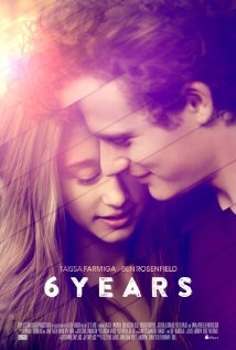 <i>6 Years</i> 2015 American drama film directed by Hannah Fidell