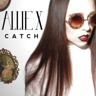 Allie X — Catch (studio acapella)