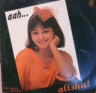 <i>Aah... Alisha!</i> 1986 studio album by Alisha