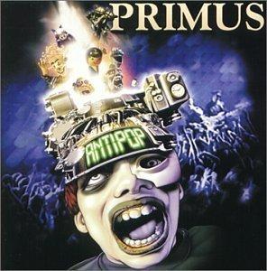 <i>Antipop</i> 1999 studio album by Primus