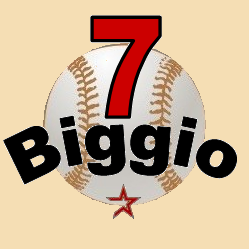 Craig Biggio was honored alongside the retired...
