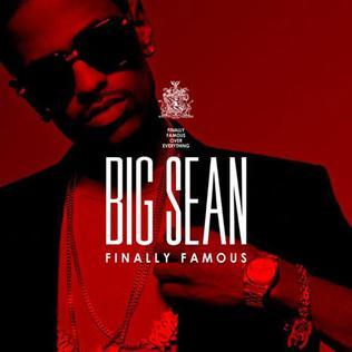 <i>Finally Famous</i> (Big Sean album) 2011 studio album by Big Sean