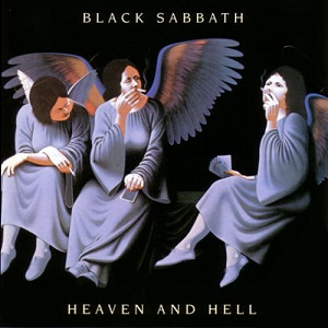 <i>Heaven and Hell</i> (Black Sabbath album) 1980 studio album by Black Sabbath