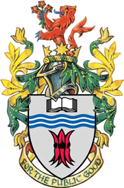 Charles Sturt University Coat of Arms CSU crest.png