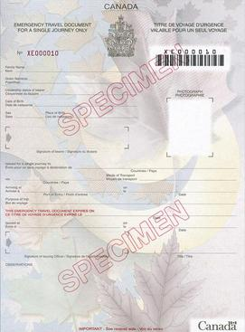 travel history permanent resident application canada